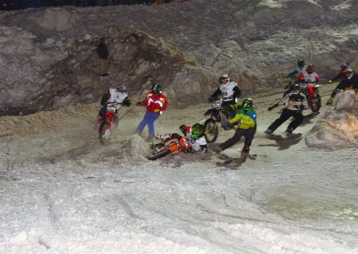 Skijöring hochschwarzeck
